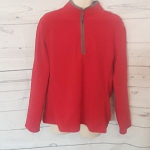 [ OLD NAVY ] Red Fleece Top XXL